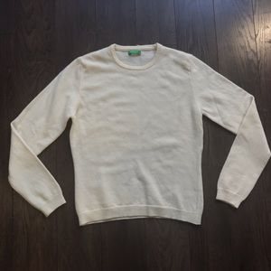United Colors Of Benetton Pure New Wool Sweater
